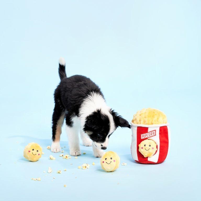Zippy ZippyPaws Burrow - Popcorn Bucket