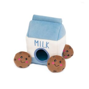 Zippy ZippyPaws Burrow - Milk & Cookies