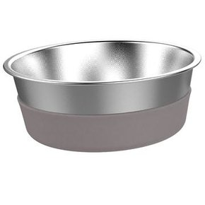Messy Mutts - Stainless Bowl with Silicone Bottom