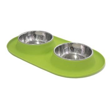 Messy Mutts Messy Mutts- Silicone Double Feeder X Large