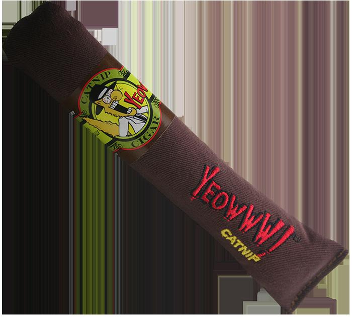 YEOWWW YEOWWW - Cigar w/catnip