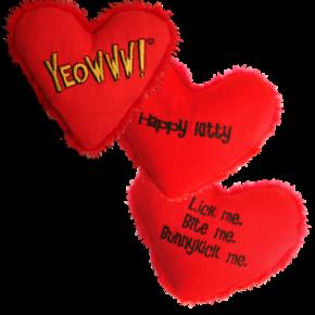 "YEOWWW - Heart Attack ""Yeowww"""