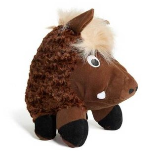 "Patchwork Pet Patchwork Pet - Warthog 14"" Toy"