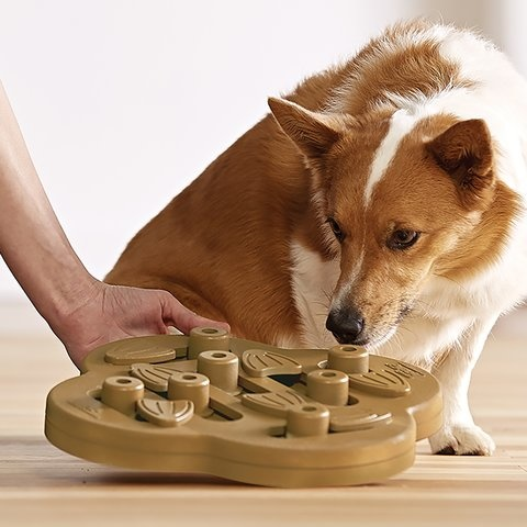Nina Ottosson Nina Ottosson - Dog Hide N Slide Puzzle Toy Intermediate