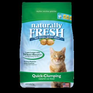 Naturally Fresh Naturally Fresh - Quick Clumping Litter Regular