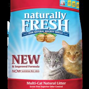 Naturally Fresh - Quick Clumping Litter Multi-Cat