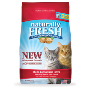 Naturally Fresh Naturally Fresh - Quick Clumping Litter Multi-Cat