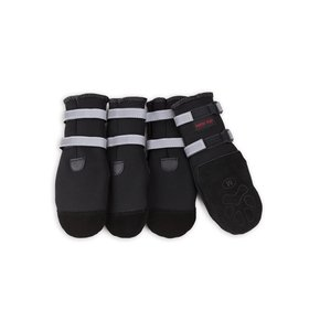 Pawsh Pads Pawsh Pads- Dog Boots BLACK