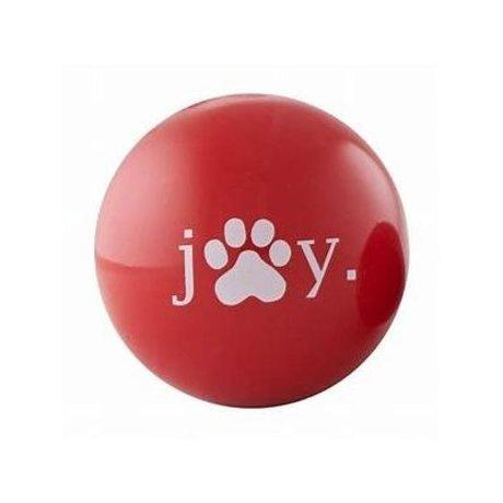 "Planet Dog Planet Dog - Orbee Tuff Holiday Ball JOY 4"""