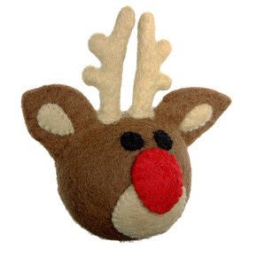 RC Pet - Holiday Wooly Reindeer Toy