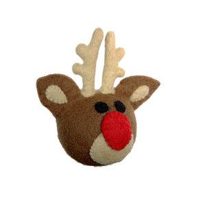 RC Pets RC Pet - Holiday Wooly Reindeer Toy