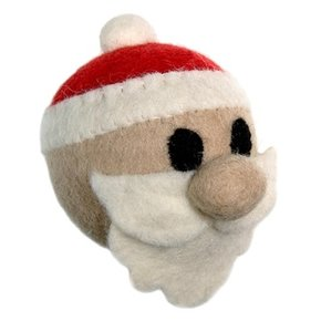 RC Pet - Holiday Wooly Santa Toy