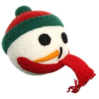 RC Pets RC Pet- Holiday Wooly Frosty Toy