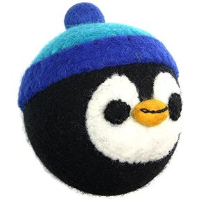 RC Pets RC Pet - Holiday Wooly Penguin Toy