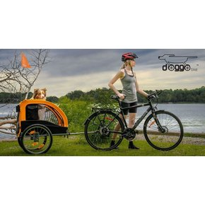 Doggo Bike Doggo Bike Trailer