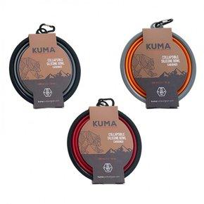 Kuma Outdoor Gear Kuma - Collapsible Silicone Bowl