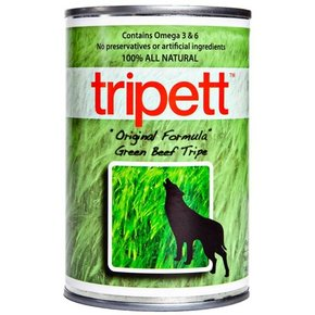 Tripett Tripett-Canned Dog Food 363g