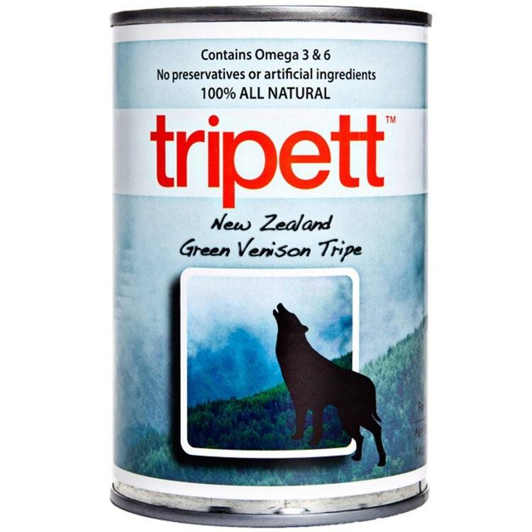 Tripett Tripett-Canned Dog Food 363g