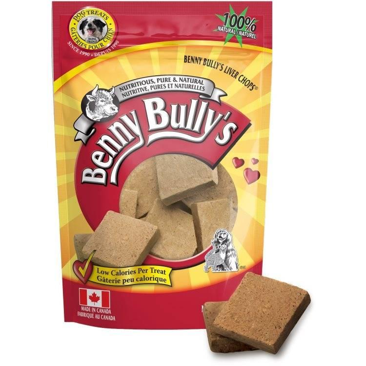 Benny Bully's Benny Bully's-Liver Chops 80g