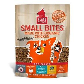 Plato Pet Treats Plato- Small Bites 6oz