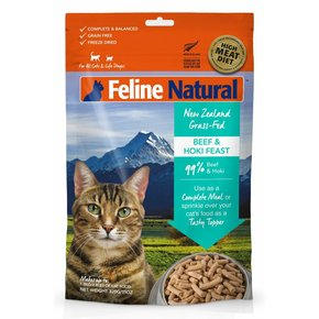 K9 Natural Feline Natural - Freeze Dried Cat Food 320g
