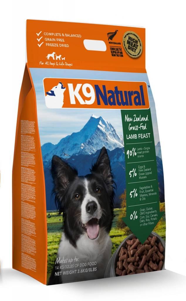 K9 Natural K9 Natural - Freeze Dried Dog Food 8lb