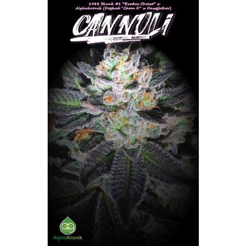 Alphakronik Cannoli Reg 5 pk