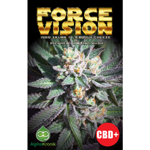 Alphakronik Alphakronik Force Vision Reg 5pk
