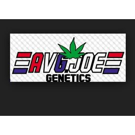 Average Joe Average Joe Genetics Raw Dough Reg 5pack