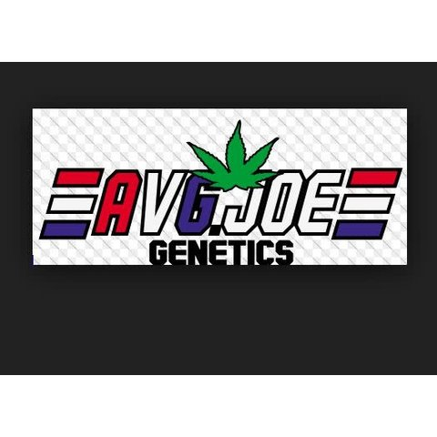 Average Joe Genetics Raw Dough Reg 5pack