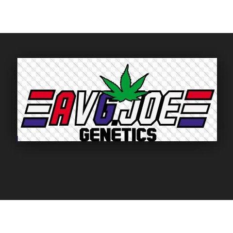Average Joe Genetics Wild Raspberry Snacks Reg 5pack
