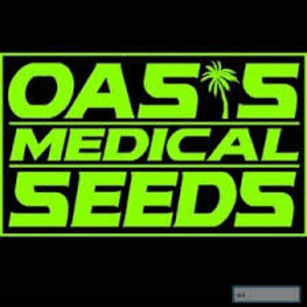 Oasis Medical Phifty Caliber Kush Reg 10 pk
