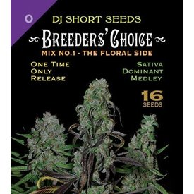 DJ Short Dj Short Breeders' Choice Mix #1 Reg 16 pk
