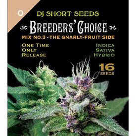 DJ Short DJ Short Breeders' Choice Mix #3 Reg 16 pk
