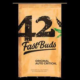 420 Fast Buds 420 Fast Buds Original Auto Critical Fem 5 pk