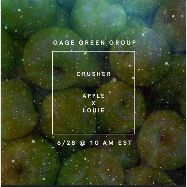 Gage Green Genetics Gage Green Group Crusher Reg 7 pk