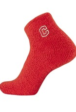 TCK TCK Cozy Sock Red
