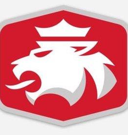 """Sticker Mule Sticker Mule Die Cut Lion Magnet 3"""""""
