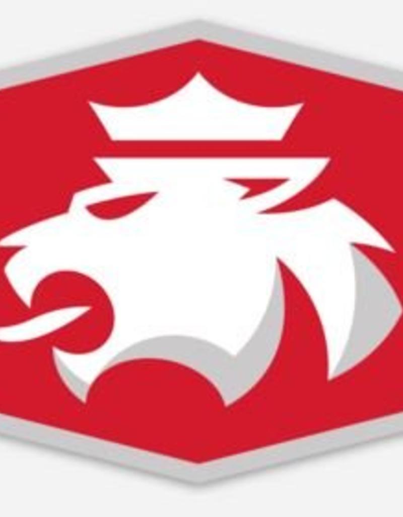 """Sticker Mule Sticker Mule Lion Magnet 3"""""""