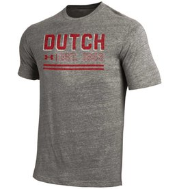 UA UA Triblend Tee Dutch Crackle SS