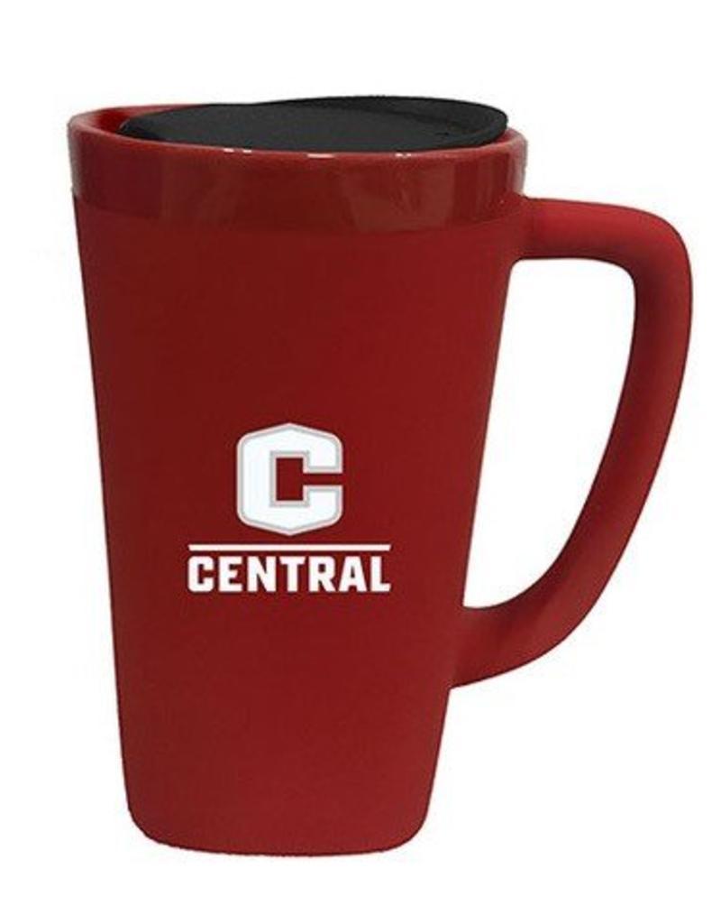 FANAT Fanatics Soft C Logo Mug Red