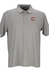 Vantage Vantage Micro Stripe Polo Gray/Black