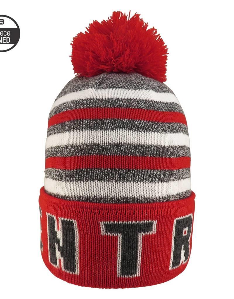 LOGOF LogoFit Quarterback Fleece lined stocking hat