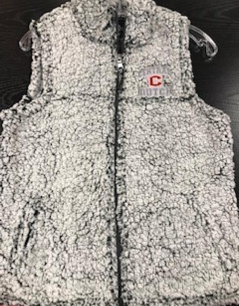 BOXR Boxercraft Sherpa Vest Frost