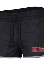 UA UA Ladies Training Camp Short Black/Gray