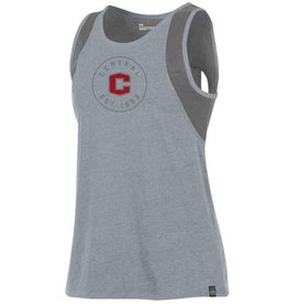 UA UA Ladies Training Camp Tank Gray
