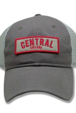 GAME Game Trucker Gray/Gray w/Patch