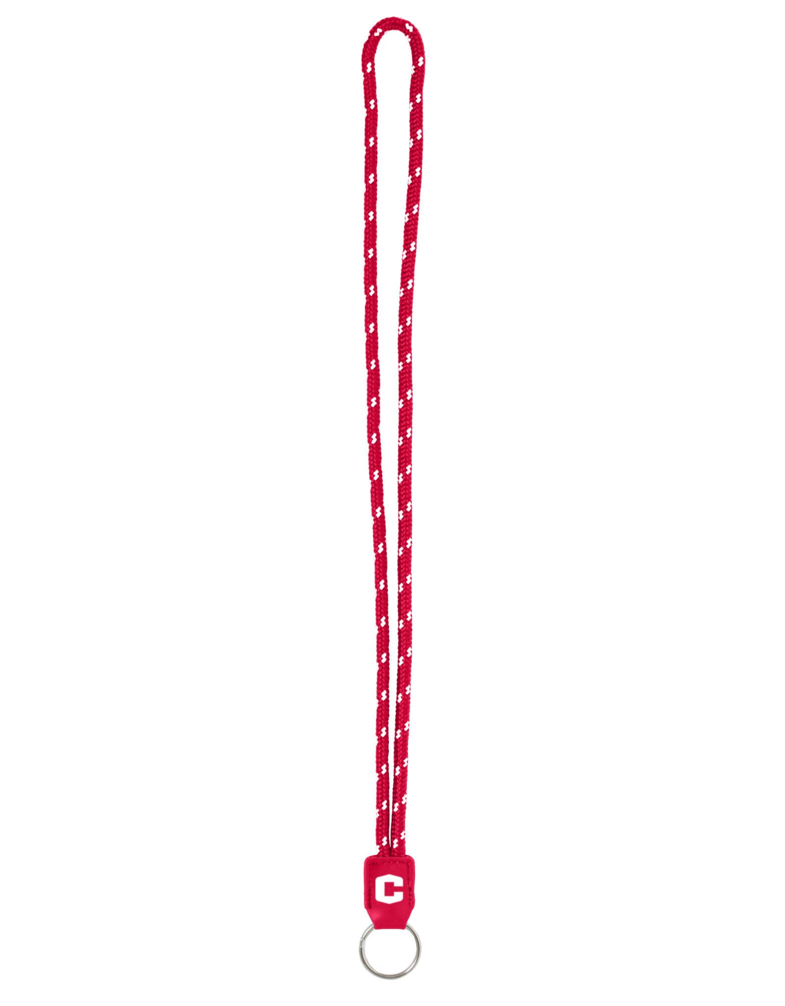 SPIRIT PRODUCTS Spirit Products Stockbridge Corded Lanyard - red