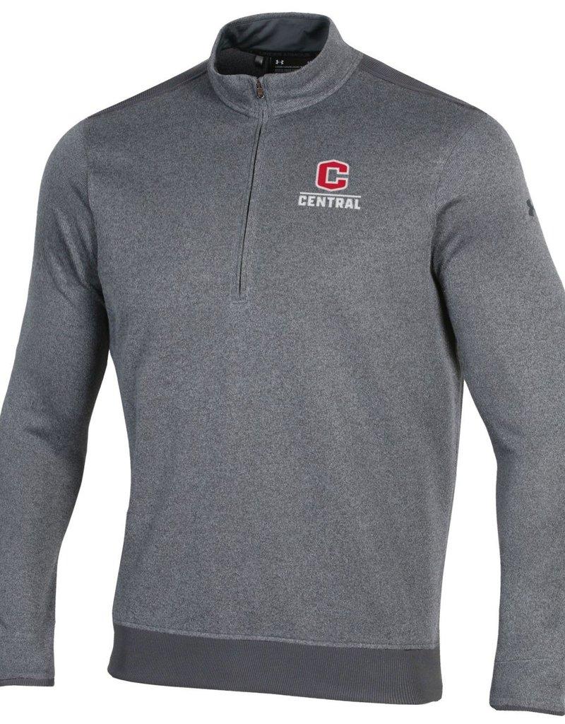 UA UA Storm Sweater Fleece 1/4 Zip Pitch