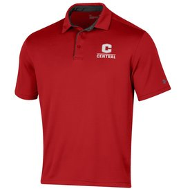 UA UA Tech Polo Red